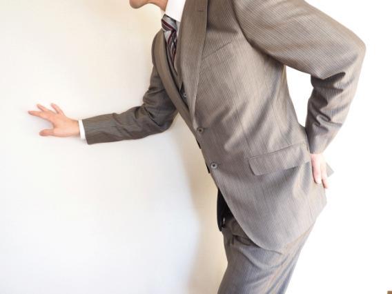 脊柱管狭窄症 男性