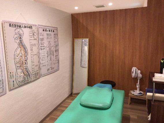 よこはま山手治療院 治療室