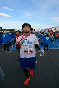 湘南国際マラソン 完走