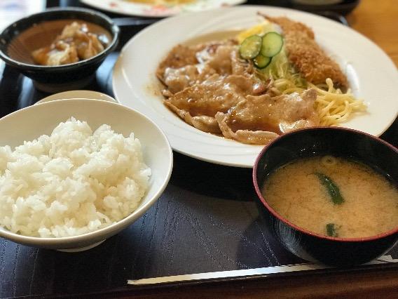 レストラン 紅花 A定食