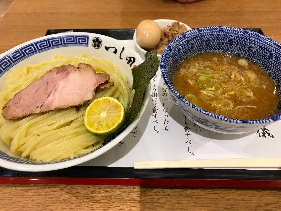 つじ田 つけ麺 大盛り