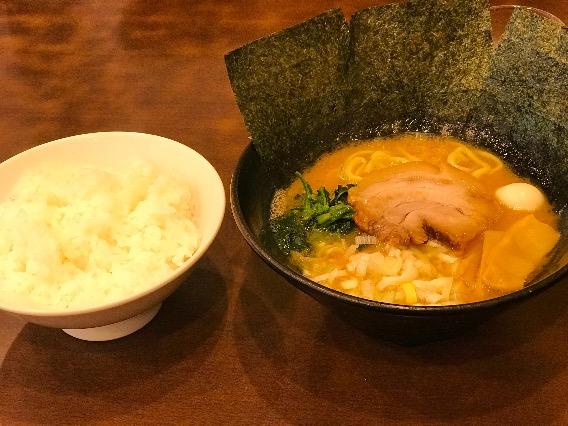 平塚駅西口のラーメン屋【松壱家平塚店】に行ってきました!!