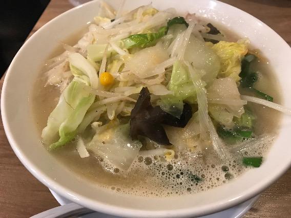 菜幸 タンメン