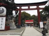 平塚八幡宮 初詣